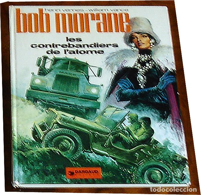 Cómics: [FRANCÉS] Bob Morane - DARGAUD - 8 TOMOS - muy buen estado - Forton - Vance - desde 1968 hasta 1984 - Foto 15 - 73450083