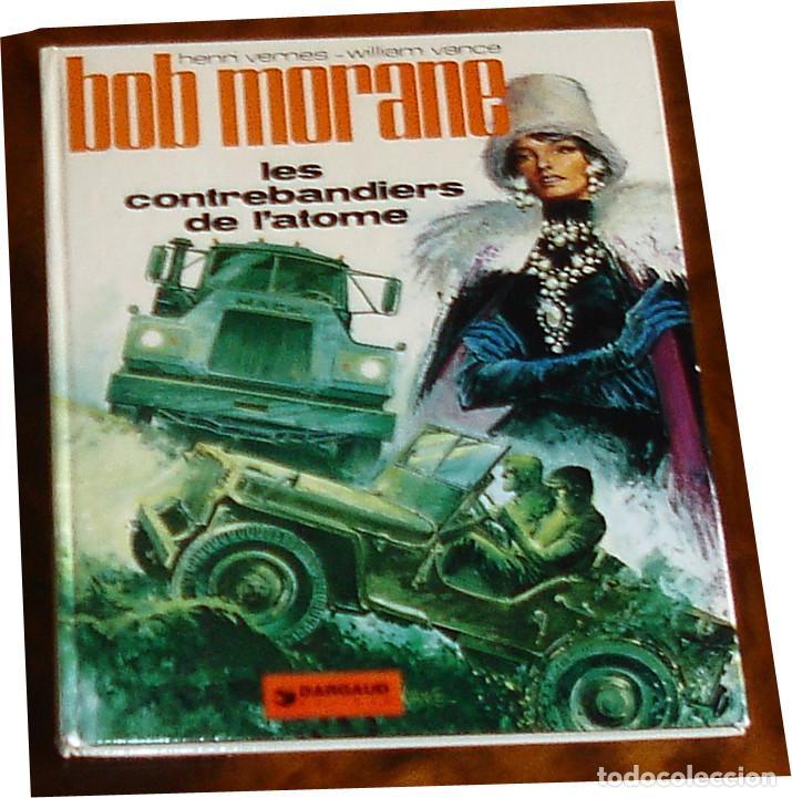 Cómics: [FRANCÉS] Bob Morane - DARGAUD - 8 TOMOS - muy buen estado - Forton - Vance - desde 1968 hasta 1984 - Foto 16 - 73450083