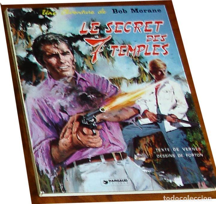 Cómics: [FRANCÉS] Bob Morane - DARGAUD - 8 TOMOS - muy buen estado - Forton - Vance - desde 1968 hasta 1984 - Foto 20 - 73450083