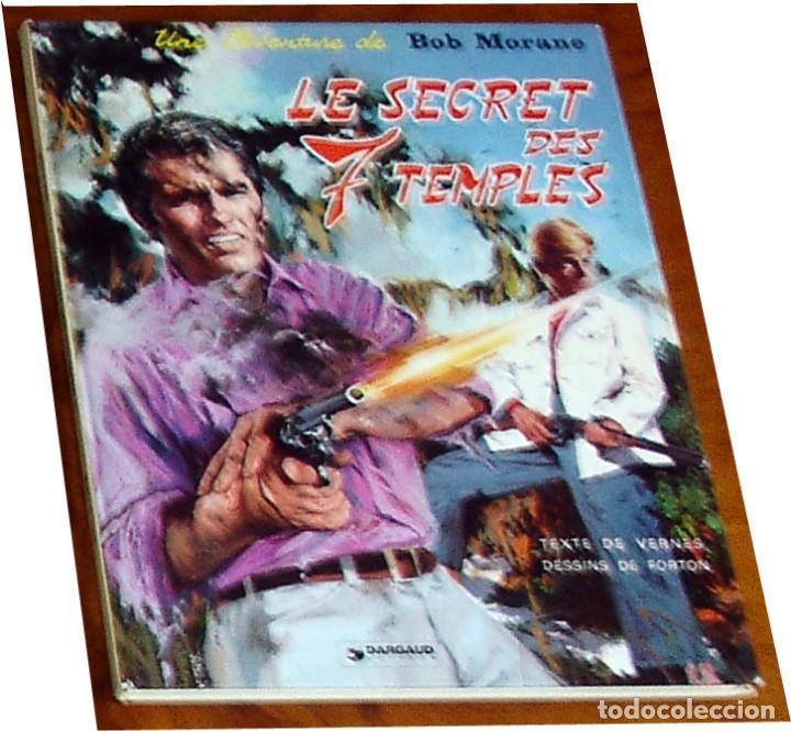 Cómics: [FRANCÉS] Bob Morane - DARGAUD - 8 TOMOS - muy buen estado - Forton - Vance - desde 1968 hasta 1984 - Foto 21 - 73450083