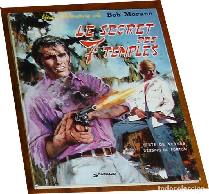 Cómics: [FRANCÉS] Bob Morane - DARGAUD - 8 TOMOS - muy buen estado - Forton - Vance - desde 1968 hasta 1984 - Foto 22 - 73450083