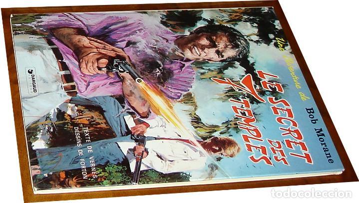 Cómics: [FRANCÉS] Bob Morane - DARGAUD - 8 TOMOS - muy buen estado - Forton - Vance - desde 1968 hasta 1984 - Foto 23 - 73450083