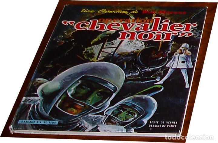 Cómics: [FRANCÉS] Bob Morane - DARGAUD - 8 TOMOS - muy buen estado - Forton - Vance - desde 1968 hasta 1984 - Foto 25 - 73450083