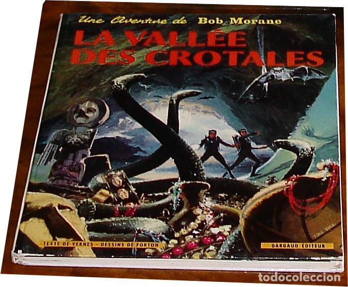 Cómics: [FRANCÉS] Bob Morane - DARGAUD - 8 TOMOS - muy buen estado - Forton - Vance - desde 1968 hasta 1984 - Foto 30 - 73450083