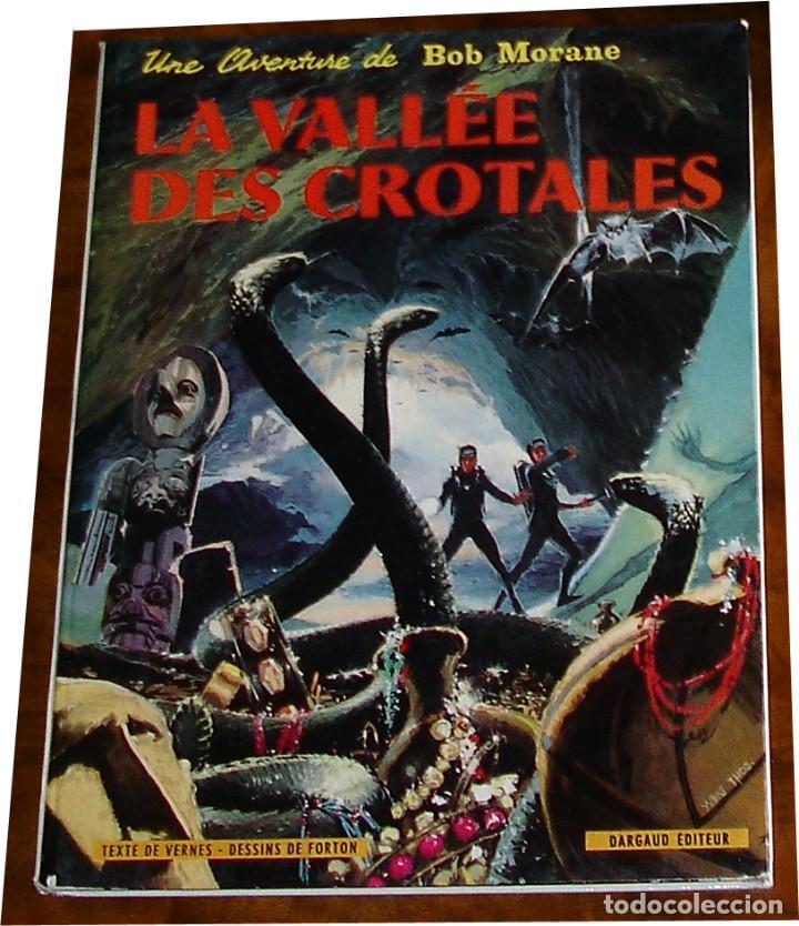 Cómics: [FRANCÉS] Bob Morane - DARGAUD - 8 TOMOS - muy buen estado - Forton - Vance - desde 1968 hasta 1984 - Foto 31 - 73450083