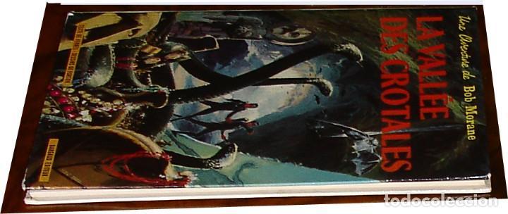 Cómics: [FRANCÉS] Bob Morane - DARGAUD - 8 TOMOS - muy buen estado - Forton - Vance - desde 1968 hasta 1984 - Foto 32 - 73450083