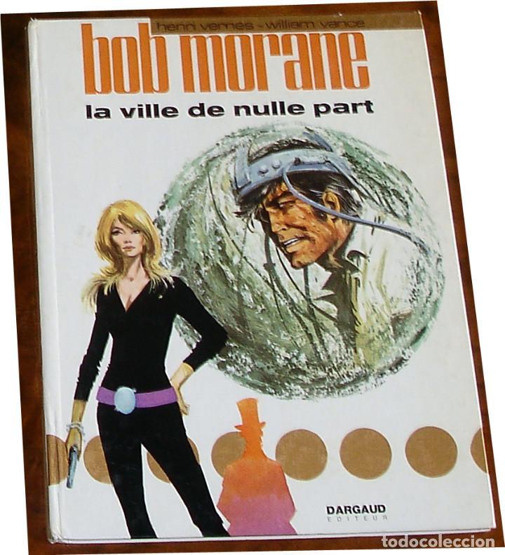 Cómics: [FRANCÉS] Bob Morane - DARGAUD - 8 TOMOS - muy buen estado - Forton - Vance - desde 1968 hasta 1984 - Foto 34 - 73450083