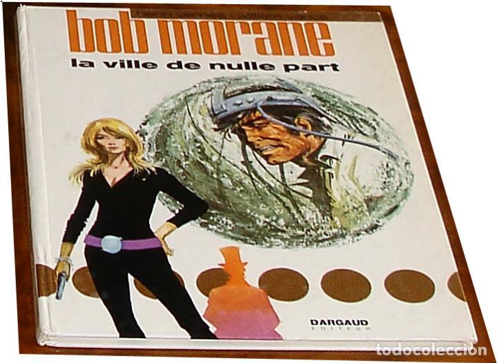 Cómics: [FRANCÉS] Bob Morane - DARGAUD - 8 TOMOS - muy buen estado - Forton - Vance - desde 1968 hasta 1984 - Foto 35 - 73450083