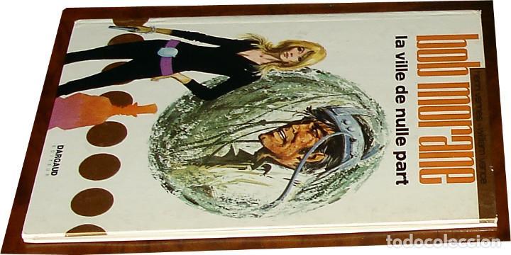 Cómics: [FRANCÉS] Bob Morane - DARGAUD - 8 TOMOS - muy buen estado - Forton - Vance - desde 1968 hasta 1984 - Foto 36 - 73450083