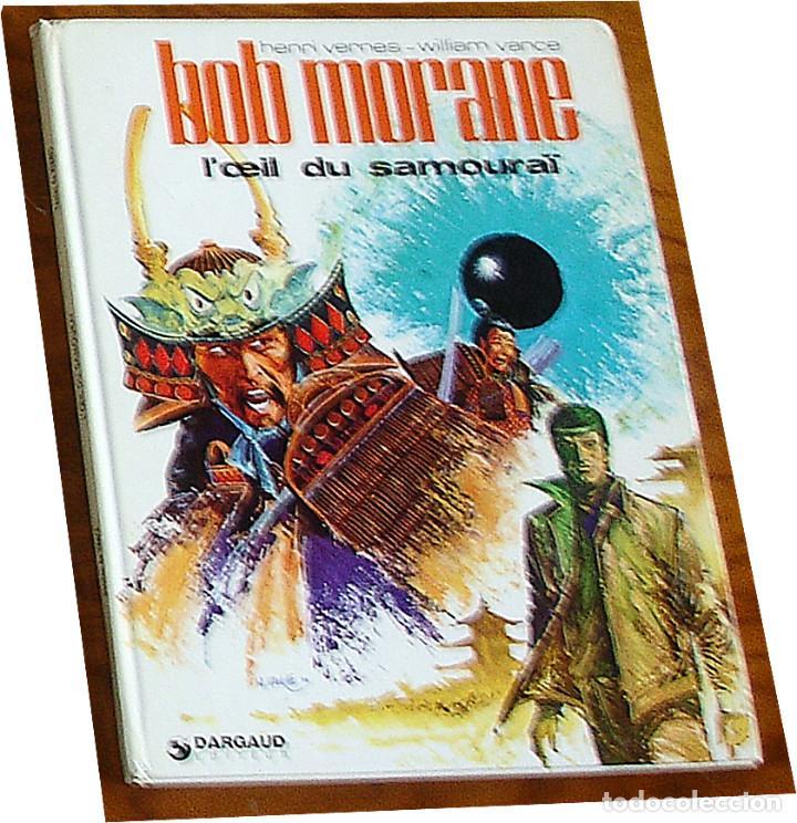 Cómics: [FRANCÉS] Bob Morane - DARGAUD - 8 TOMOS - muy buen estado - Forton - Vance - desde 1968 hasta 1984 - Foto 38 - 73450083