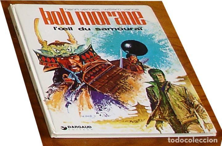 Cómics: [FRANCÉS] Bob Morane - DARGAUD - 8 TOMOS - muy buen estado - Forton - Vance - desde 1968 hasta 1984 - Foto 39 - 73450083