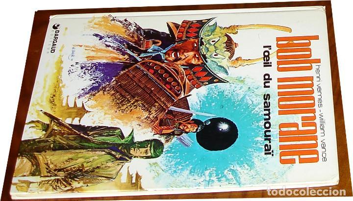 Cómics: [FRANCÉS] Bob Morane - DARGAUD - 8 TOMOS - muy buen estado - Forton - Vance - desde 1968 hasta 1984 - Foto 40 - 73450083
