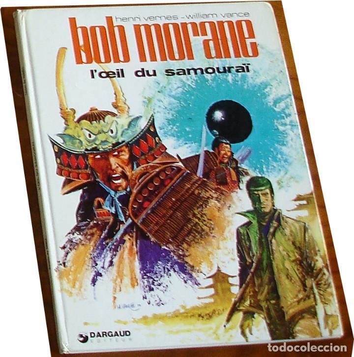 Cómics: [FRANCÉS] Bob Morane - DARGAUD - 8 TOMOS - muy buen estado - Forton - Vance - desde 1968 hasta 1984 - Foto 42 - 73450083