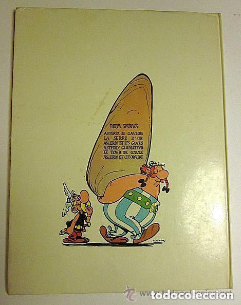Cómics: UNE AVENTURE D´ASTÉRIX LE GAULOIS. LE TOUR DE GAULE D´ASTÉRIX. DARGAUD 1965. - Foto 2 - 73632723
