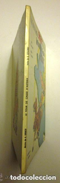 Cómics: UNE AVENTURE D´ASTÉRIX LE GAULOIS. LE TOUR DE GAULE D´ASTÉRIX. DARGAUD 1965. - Foto 3 - 73632723