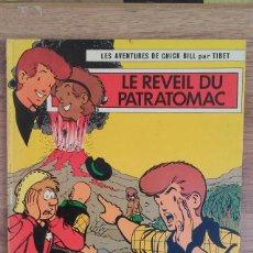 Cómics: LES AVENTURES DE CHICK BILL PAR TIBET - EDITIONS DU LOMBARD 1979. Lote 73941787