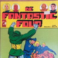 Cómics: LOS 4 FANTASTICOS NUMERO 1 - 1979 OBERON HAARLEM TAPA SEMIDURA - COLOR- 50 PAGINAS (HOLANDES). Lote 74045059
