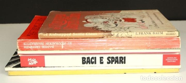 Cómics: 8333 - LOTE DE 7 EJEMPLARES VARIAS LENGUAS(VER DESCRIP). VV. AA. VARIAS EDIT. 1967/1984. - Foto 9 - 74067951