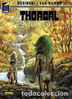 THORGAL 8 (TAPA BLANDA) (Tebeos y Comics - Comics Lengua Extranjera - Comics Europeos)