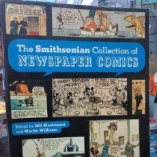 Cómics: THE SMITHSONIAN COLLECTION OF NEWSPAPER COMICS EDIT BILL BLACKBEARD & MARTIN WILLIAMS. Lote 74692475