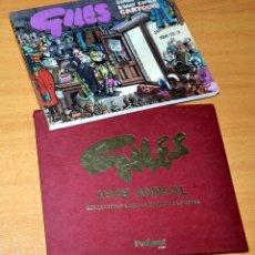Cómics: EDICIÓN ESPECIAL LIMITADA Y NUMERADA: GILES CARTOONS - 1949 ANNUAL FACSIMIL - PEDIGREÉ BOOKS 1997. Lote 75774707