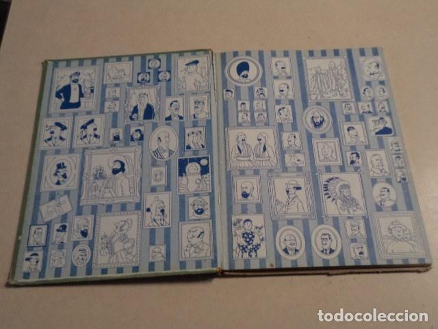 Cómics: TINTIN LES 7 BOULES DE CRISTAL - AÑO 1963 - HERGÉ - Foto 4 - 76013887