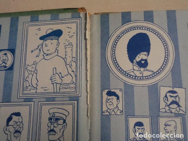 Cómics: TINTIN LES 7 BOULES DE CRISTAL - AÑO 1963 - HERGÉ - Foto 5 - 76013887