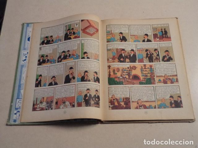 Cómics: TINTIN LES 7 BOULES DE CRISTAL - AÑO 1963 - HERGÉ - Foto 7 - 76013887