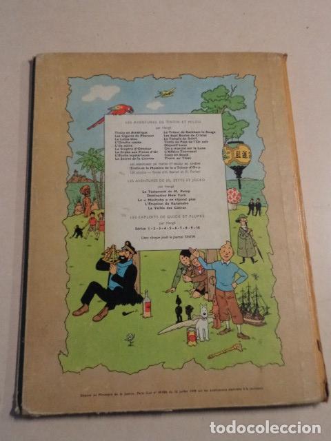 Cómics: TINTIN LES 7 BOULES DE CRISTAL - AÑO 1963 - HERGÉ - Foto 10 - 76013887