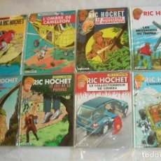 Cómics: RIC HOCHET GRANDE OPPORTUNITÉ 8 TOMES: 3-4-15-43-55-61-68-69. STRICTEMENT NEUF . 416 PAGES TOTAL. Lote 76419527