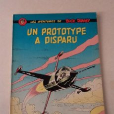 Cómics: UN PROTOTYPE A DISPARU - BUCK DANNY Nº 21 - CHARLIER / HUBINON. Lote 76618163