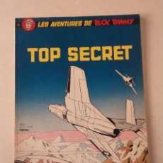 Cómics: TOP SECRET - BUCK DANNY Nº 22 - CHARLIER / HUBINON. Lote 76619027