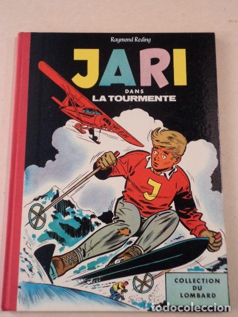 JARI DANS LA TOURMENTE - JARI Nº 2 - AÑO 1961 - 1ª EDICIÓN - RAYMOND REDING (Tebeos y Comics - Comics Lengua Extranjera - Comics Europeos)