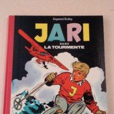 Cómics: JARI DANS LA TOURMENTE - JARI Nº 2 - AÑO 1961 - 1ª EDICIÓN - RAYMOND REDING. Lote 77335901