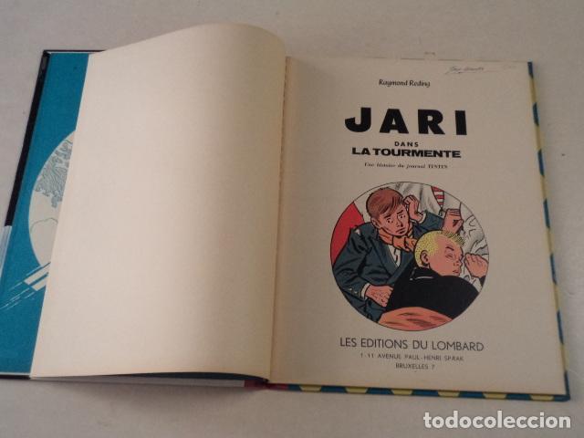 Cómics: JARI DANS LA TOURMENTE - JARI Nº 2 - AÑO 1961 - 1ª EDICIÓN - RAYMOND REDING - Foto 4 - 77335901