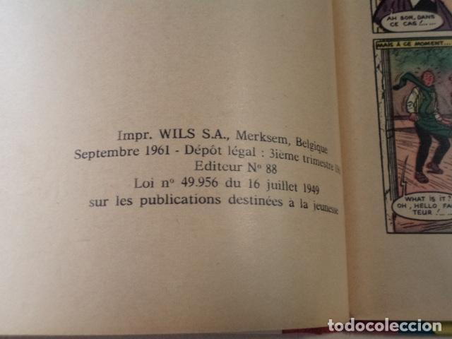 Cómics: JARI DANS LA TOURMENTE - JARI Nº 2 - AÑO 1961 - 1ª EDICIÓN - RAYMOND REDING - Foto 6 - 77335901