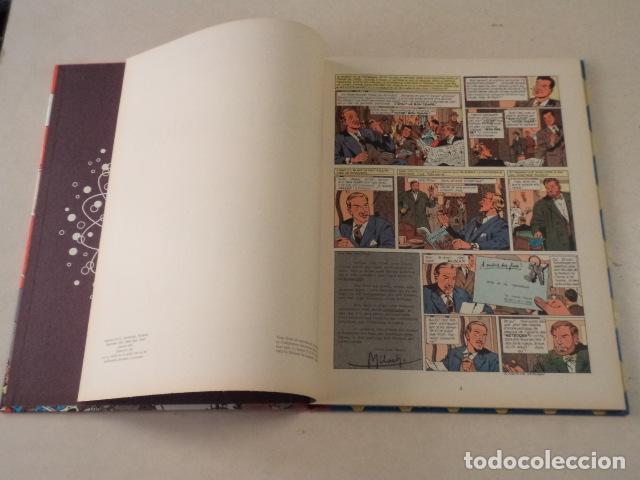 Cómics: LE PIÈGE DIABOLIQUE - BLAKE & MORTIMER - AÑO 1962 - 1ª EDICIÓN - EDGAR P. JACOBS - Foto 4 - 77338669
