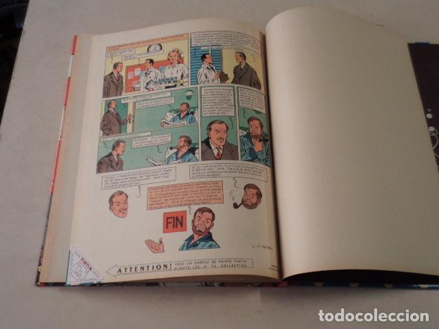 Cómics: LE PIÈGE DIABOLIQUE - BLAKE & MORTIMER - AÑO 1962 - 1ª EDICIÓN - EDGAR P. JACOBS - Foto 6 - 77338669