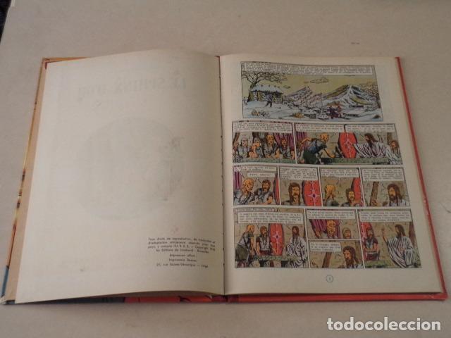Cómics: LE SPHINX DOR - ALIX - AÑO 1956- 1ª EDICIÓN - JACQUES MARTIN - Foto 4 - 77339197