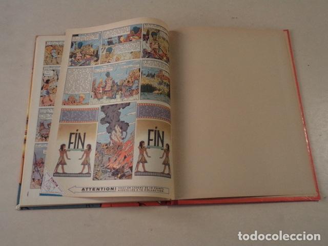 Cómics: LE SPHINX DOR - ALIX - AÑO 1956- 1ª EDICIÓN - JACQUES MARTIN - Foto 6 - 77339197