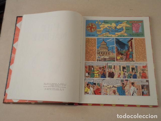 Cómics: L'ILE MAUDITE - ALIX - AÑO 1957 - 1ª EDICIÓN - JACQUES MARTIN - Foto 4 - 77339625