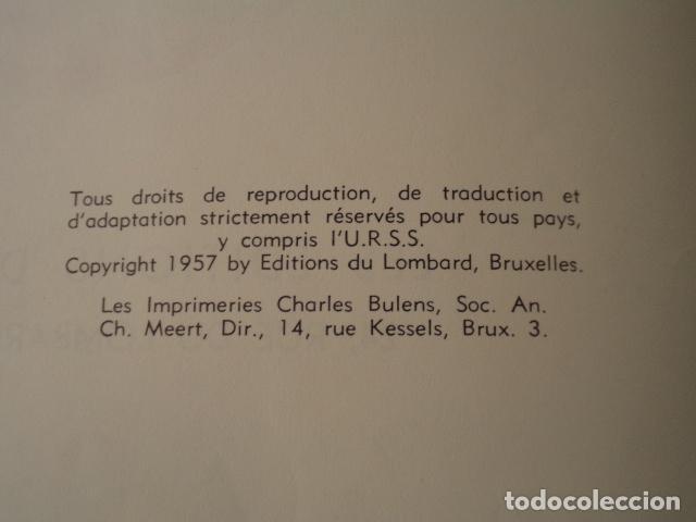 Cómics: L'ILE MAUDITE - ALIX - AÑO 1957 - 1ª EDICIÓN - JACQUES MARTIN - Foto 5 - 77339625