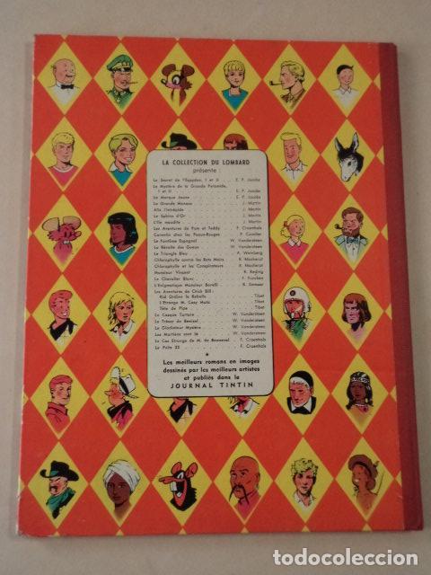 Cómics: L'ILE MAUDITE - ALIX - AÑO 1957 - 1ª EDICIÓN - JACQUES MARTIN - Foto 8 - 77339625
