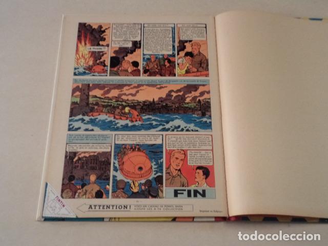 Cómics: L'OURAGAN DE FEU - LEFRANC - AÑO 1961 - 1ª EDICIÓN BELGA - JACQUES MARTIN - Foto 6 - 77340833