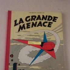Cómics: LA GRANDE MENACE - LEFRANC - AÑO 1957 - JACQUES MARTIN. Lote 77350725
