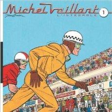 Cómics: MICHEL VAILLANT (DE JEAN GRATON) - INTEGRALES EN FRANCÉS - TOMOS 1 A 16 - LE LOMBARD. Lote 77875793