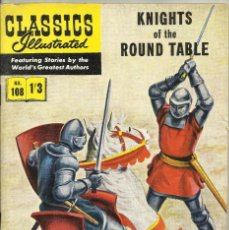 Cómics: KNIGHTS OF THE ROUND TABLE Nº108. Lote 77902737