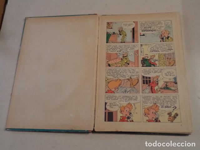 Cómics: LA CORNE DE RHINOCEROS - SPIROU ET FANTASIO Nº 6 - AÑO 1955 - 1ª EDICIÓN FRANCESA - FRANQUIN - Foto 4 - 77908573