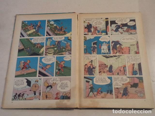 Cómics: LA CORNE DE RHINOCEROS - SPIROU ET FANTASIO Nº 6 - AÑO 1955 - 1ª EDICIÓN FRANCESA - FRANQUIN - Foto 5 - 77908573