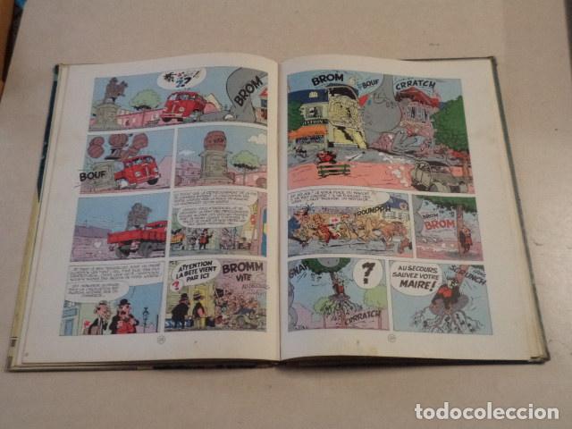 Cómics: LE VOYAGEUR DU MÉSOZOÏQUE - SPIROU ET FANTASIO Nº 13 - AÑO 1960 - 1ª EDICIÓN - FRANQUIN - Foto 4 - 77908669